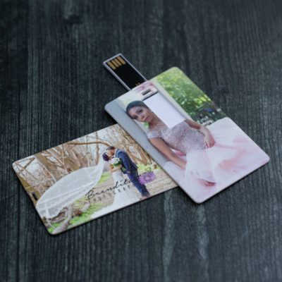 Classic Credit Card Flash Drive