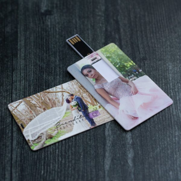 Classic Credit Card USB Flash Drive