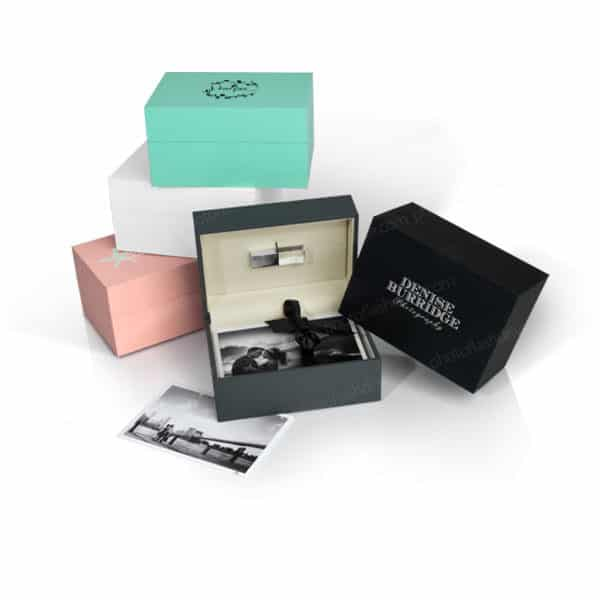 Classic Slide Print and Flash Box - Photo Packaging