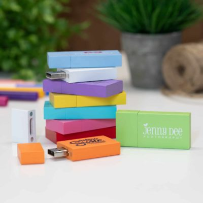Light and Bright Flash Drive PhotoFlashDrive