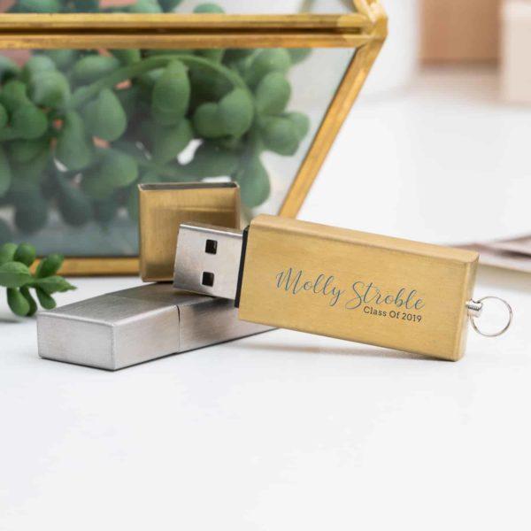 Industrial Metal USB Flash Drive