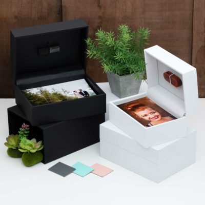 Classic Slide Print and Flash Box