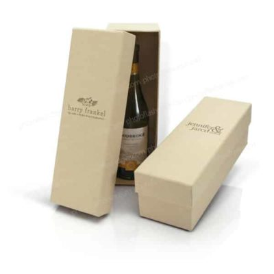 Exotic Paper Wine/Champagne Box