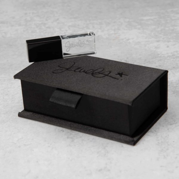 Luxe Flash Drive Box