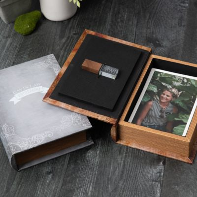 Storybook Photo + Flash Box