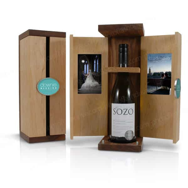 Premium Wood Wine Box