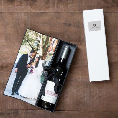 Custom Image Wine Box
