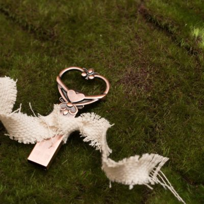 Heart Key USB Flash Drive