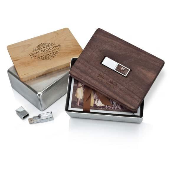 Industrial Photo + Flash Box
