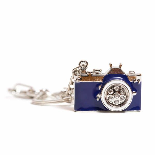 Metallic Camera USB flash drive