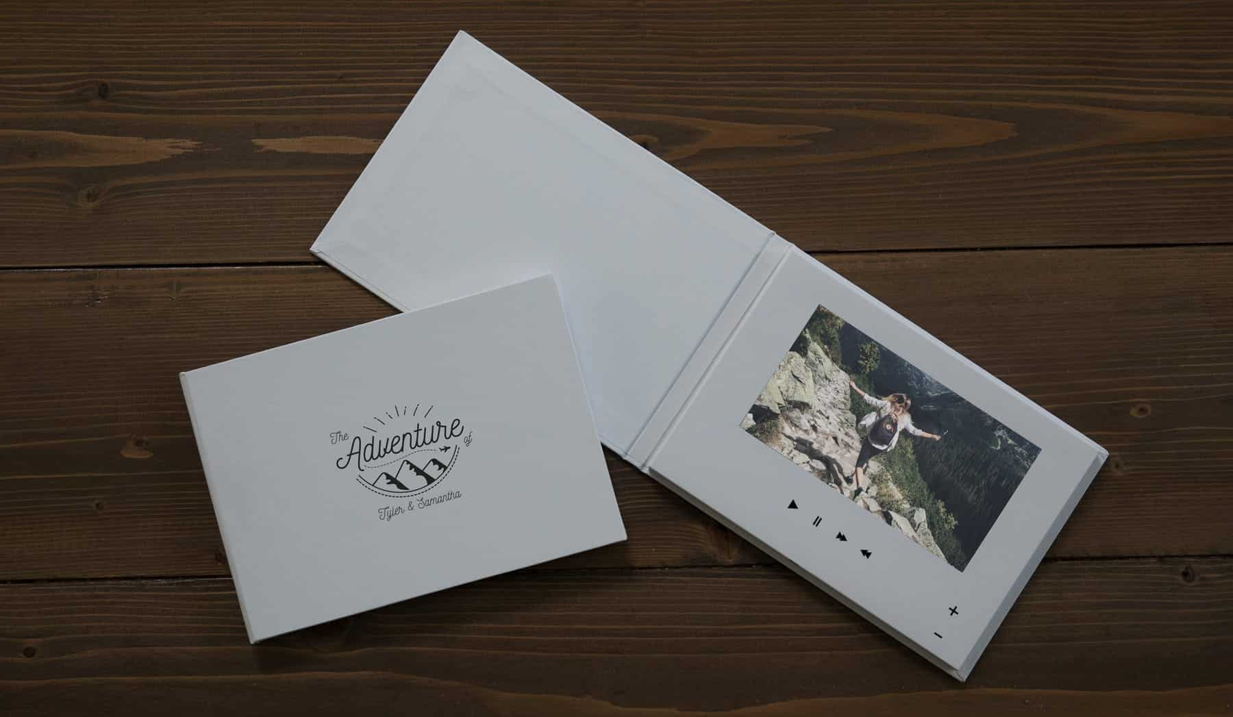 Customize a PlayBook Video Brochure for your couples