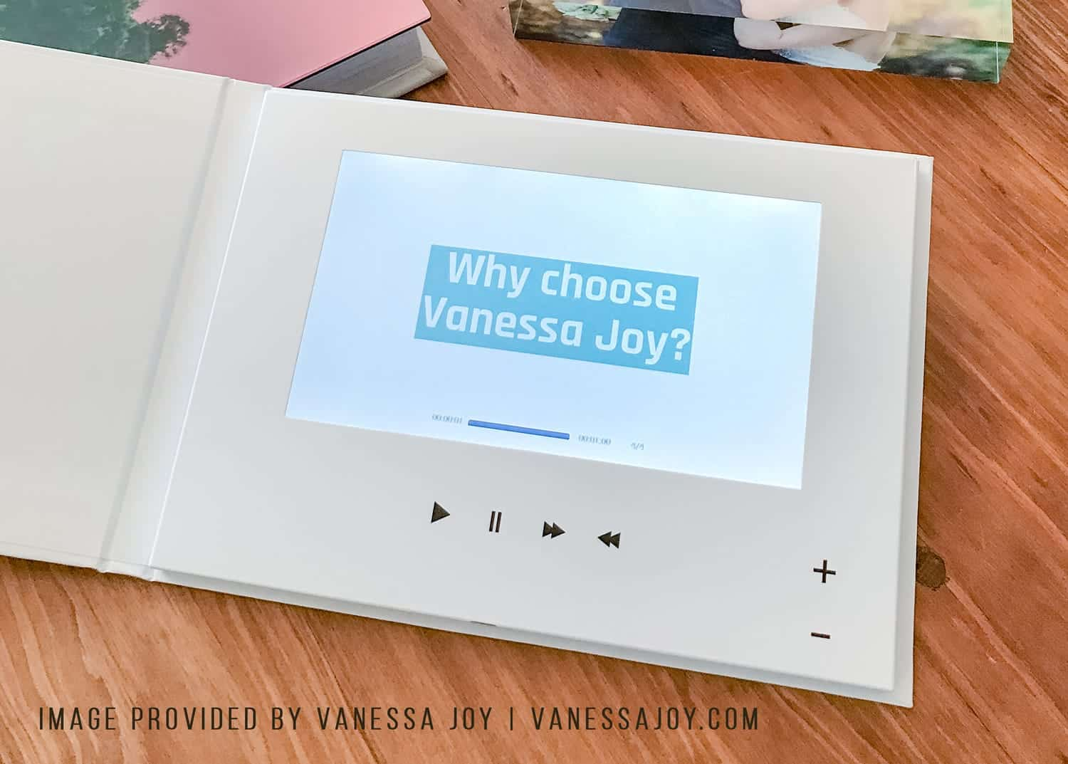 Vanessa Joy PhotoFlashDrive