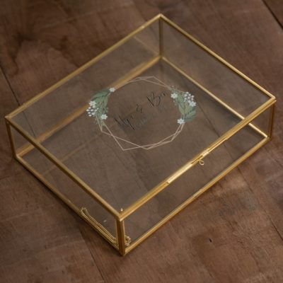 Glass Large Box