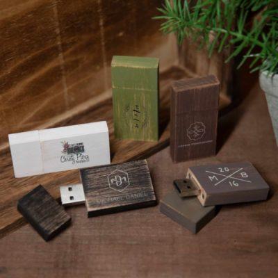 PhotoFlashDrive Vintage USB Flash Drives