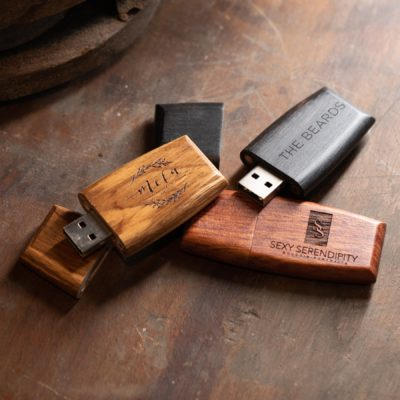 Exotic Wood USB Flash Drive