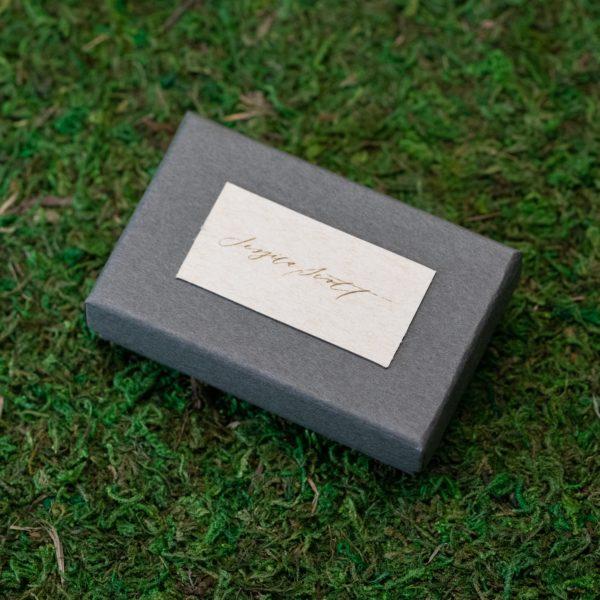 Paperie Flash Drive Box