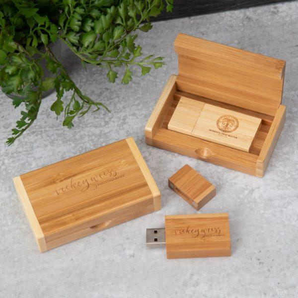 Bamboo Drive + Bamboo Hinged Box Bundle