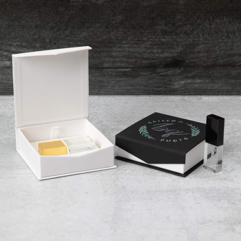 Crystal Drive + Classic Snap Box Bundle