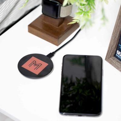 Qi Reflect Wireless Charging Pad