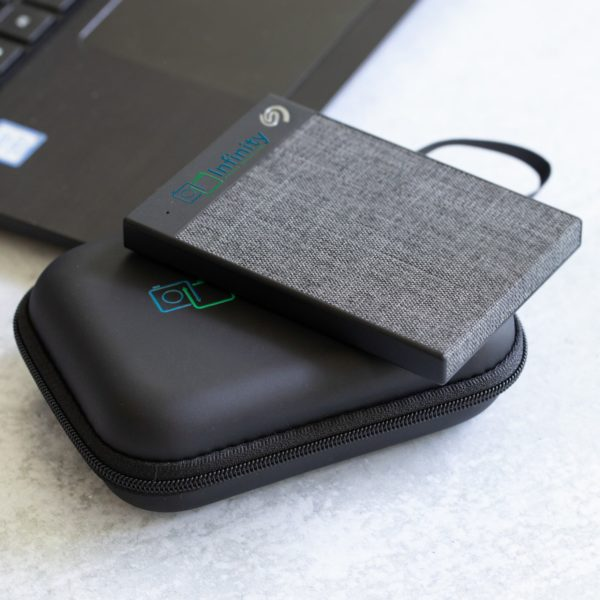 Seagate Backup Plus Ultra Touch Portable Hard Drive