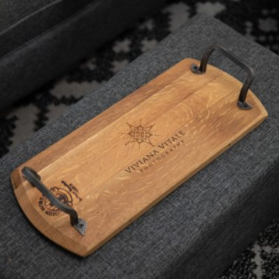 Rectangular Provence Charcuterie Board