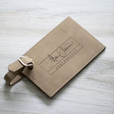 Luggage Tag - Carriage Collection