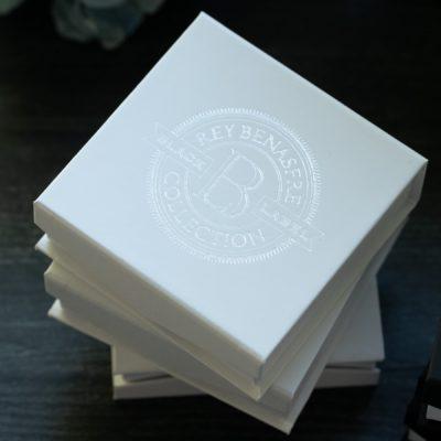 Classic Snap Flash Drive Box - Foil