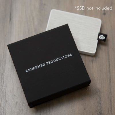Classic Snap Box For SSD